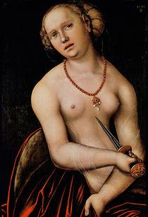 Lucretia von the Elder Lucas Cranach