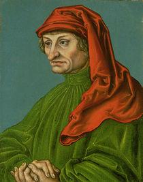 Portrait of a Man  by the Elder Lucas Cranach