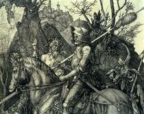 The Knight by Albrecht Dürer
