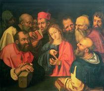 Christ by Albrecht Dürer