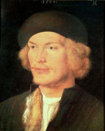 Young Man by Albrecht Dürer