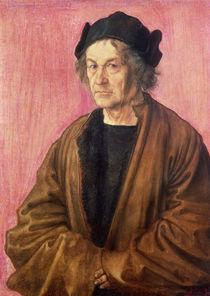 Albrecht Durer's Father by Albrecht Dürer
