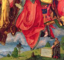 The Landauer Altarpiece by Albrecht Dürer