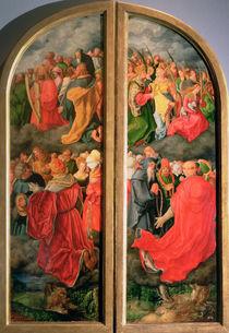 All Saints Day altarpiece von Albrecht Dürer