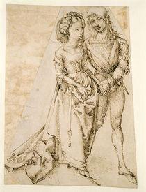 Lovers  by Albrecht Dürer