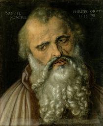 St. Philip the Apostle by Albrecht Dürer