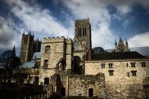 Lincoln Cathedral von Darren Hendley