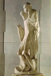 Rondanini Pieta by Michelangelo Buonarroti