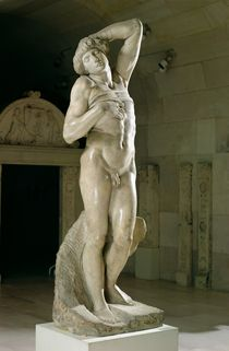The Dying Slave by Michelangelo Buonarroti