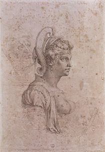 Zenobia von Michelangelo Buonarroti