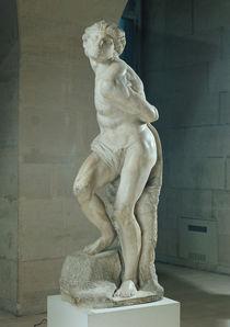 The Rebellious Slave by Michelangelo Buonarroti