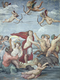 The Triumph of Galatea by Raphael