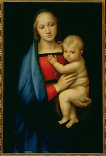 The Grand Duke's Madonna von Raphael