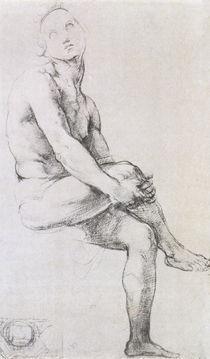Study of Adam for the 'Disputa' von Raphael