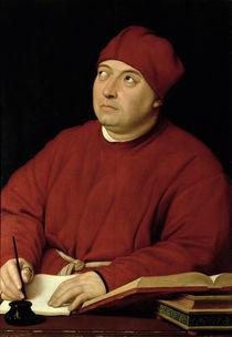 Portrait of Tommaso Inghirami  von Raphael