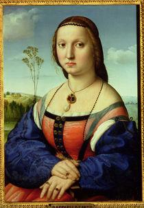 Portrait of Maddalena Doni von Raphael