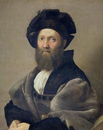 Portrait of Baldassare Castiglione  von Raphael