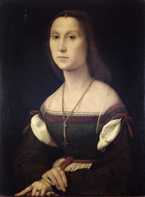 Portrait of a Woman  von Raphael