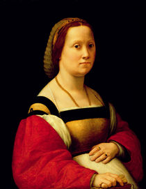 The Pregnant Woman by Raphael