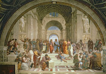 School of Athens von Raphael