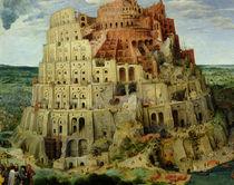 Tower of Babel von Pieter the Elder Bruegel