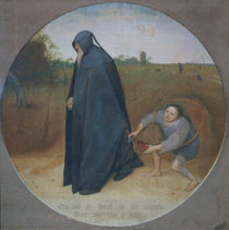 Misanthrope by Pieter the Elder Bruegel