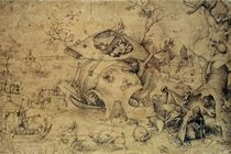 The Temptation of St. Anthony by Pieter the Elder Bruegel