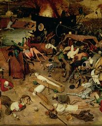 Triumph of Death by Pieter the Elder Bruegel
