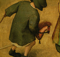 Children's Games von Pieter the Elder Bruegel