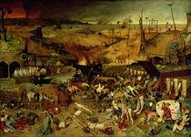 The Triumph of Death by Pieter the Elder Bruegel