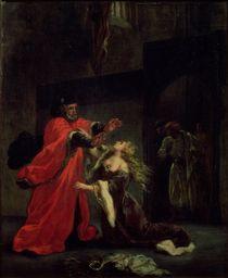 Act I von Ferdinand Victor Eugene Delacroix