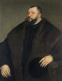 Elector Johann Freidrich ven Sachsen  by Titian