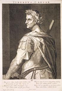 Tiberius Caesar  by Titian