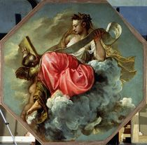 Wisdom  by Titian