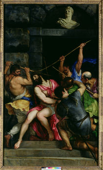 The Crowning with Thorns von Titian