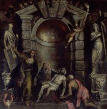 Pieta  by Titian