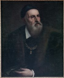 Self Portrait von Titian