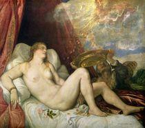 Danae von Titian