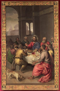 The Last Supper  von Titian