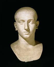 Portrait bust of Emperor Severus Alexander  von Roman