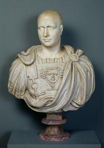 Bust of Publius Cornelius Scipio 'Africanus'  von Roman