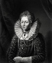 Queen Elizabeth the First von Retro Images