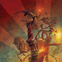 Circo Fantasma by Poly Bernatene
