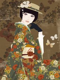 Kimono von Mari Katogi
