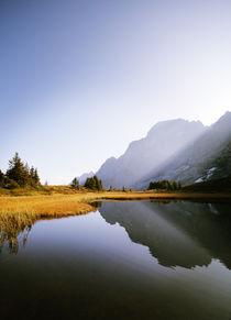 Große Scheidegg, Schweiz von Eva Stadler