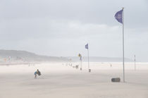 A sandstorm in Normandy