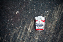 Smoking kills. by Sarah Becker