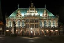 Bremer Rathaus von Markus Hartmann