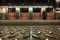 Alter Elbtunnel - Fahrstühle von Markus Hartmann