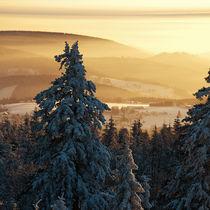 Blick vom Ochsenkopf by Markus Hartmann